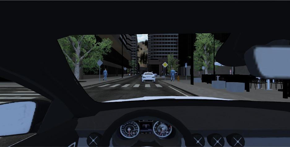 Simulation de Conduite en VR (AUSY)